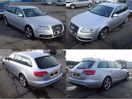 audi a6 avant 2 0 tdi 170bhp 2010 s line manual only 84k miles