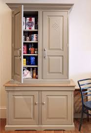 Kitchen Pantry Cabinet Furniture by Best 25 Free Standing Pantry Ideas On Standing Pantry