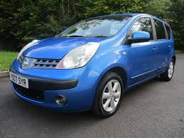 nissan note 2011 used nissan note automatic for sale motors co uk