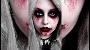 top 20 halloween vampire makeup for girls youtube