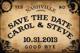 12 best halloween save the date images on pinterest halloween