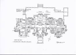 Castle Floor Plan by Highclere Castle Third Floor Plan Carpet Vidalondon