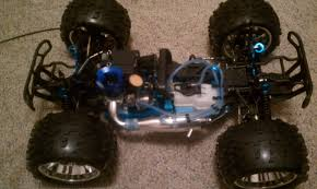 nitro rc monster truck for sale 1 8 nitro landslide truck for sale or trade r c tech forums