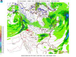 Ncsu Map 30 Day Ag Weather Outlook Md U2013 Va U2013 Tn Nc U2013 Sc 1 45pm Sun 3 13