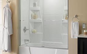 shower ideas for glass shower doors amazing shower doors lowes