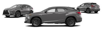 2017 Lexus Rx 350 F Sport 4dr Suv Research Groovecar