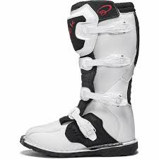 motocross boots 8 black mx enigma ce approved motocross boots off road adventure pit