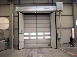 ceiling mounted air curtain industrial defender fraccaro