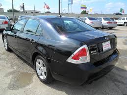 2007 ford fusion v6 se 4dr sedan in houston tx talisman motor city