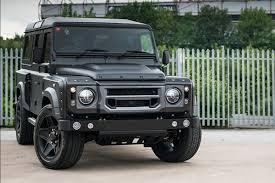 land rover 110 truck kahn design presents