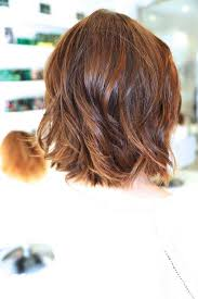 images front and back choppy med lengh hairstyles wavy long bob hairstyle also back view hair cut bobs 15 long bob