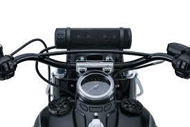 honda mtx kuryakyn roadthunder sound bar by mtx speakers audio kuryakyn
