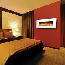 fireplace modern interior heater design with wall mounted