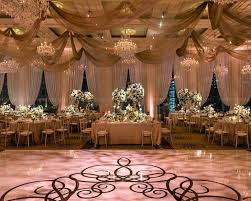 theatrical lighting companies chicago champagne ivory peninsula wedding designs stage landscape contractors area