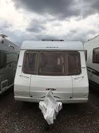 swift challenger 470 se 2005 luxury 2 berth caravan in leicester