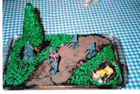 war cakes birthday cakes pork chop tuesday