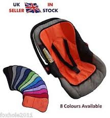 rembourrage siege auto baby car seat wipeable fabric liner pad padding matress cover ebay