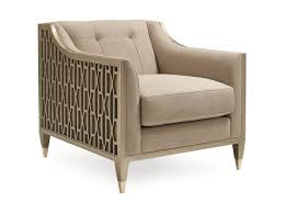 Upholstered Chair by Caracole Caracole Classic