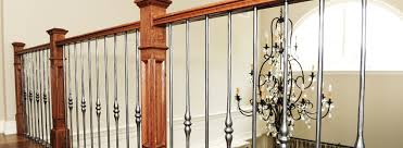 home interior railings wood and wrought iron railing stupendous brilliant with balusters