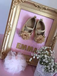 pink and gold baby shower baby shower ideas photo 16 of 20