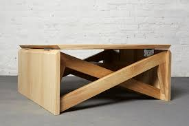 coffee table that converts to a dining table