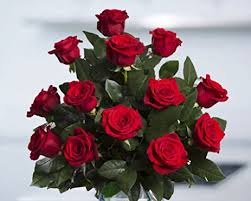 amazon com flowers for delivery on amazon bouquet of 25 red