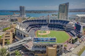 Petco Park Map San Diego Padres Stadium Image Gallery Hcpr