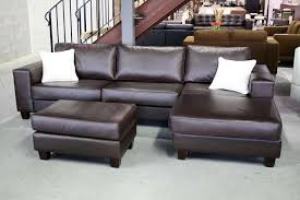 Sofa Sectionals Leather by Interior Stunning Micro Cheap Leather Sectionals For Living Room