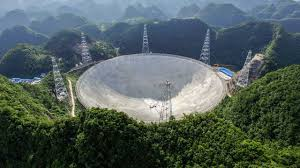 West Virginia how fast do radio waves travel images World 39 s largest radio telescope will search for dark matter jpg