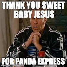 Thank You Jesus Meme - dear sweet baby jesus imgflip