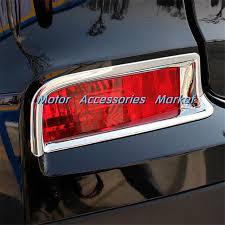2016 honda crv fog lights new chrome rear fog light cover trim for honda cr v crv 2015 2016 in