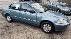 2000 honda civic sedan 2000 honda civic vp 4dr sedan in chicago il autobank