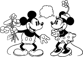 disney halloween coloring pages free minnie mouse halloween coloring pages