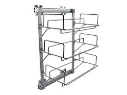 Wardrobe Interior Accessories Lateral Pull Out Shoe Rack Accessories For Inside Wardrobes