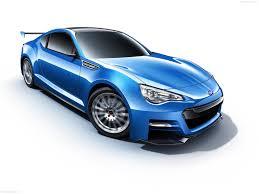 subaru concept cars subaru brz sti concept 2011 pictures information u0026 specs
