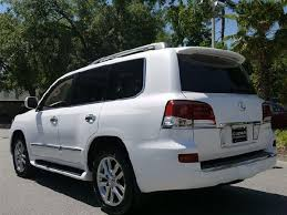 for sale fairly used 2013 lexus lx 570 base 4 4 4dr suv