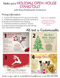 Christmas Open House Ideas by Ready For Holiday Open House Mk Virtual Office
