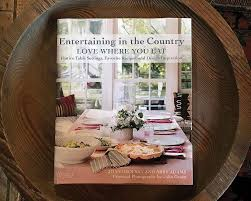 entertaining in the country love where you eat u2014festive table