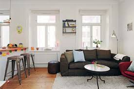 apartment living room decor ideas with goodly small apartment