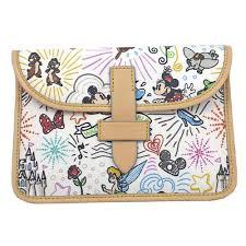 your wdw store disney dooney u0026 bourke bag sketch mini tablet case