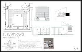 midcentury modern master bedroom renovation jen halbesma design