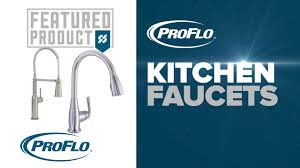 Ferguson Kitchen Faucets Ferguson Featured Products Proflo Faucets February March 2018