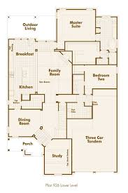 New House Floor Plans New Home Plan 926 In Forney Tx 75126 Highland Homes House Plans