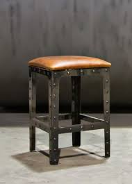 Metal Bar Stools With Wood Seat Fascinating Metal And Wood Bar Stools Hd Decoreven