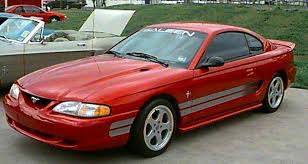 94 saleen mustang 1994 ford saleen mustang s 351 ford supercars