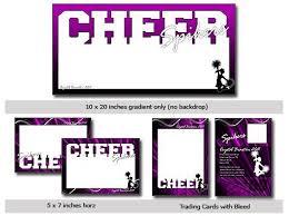 sports cheer cutouts vol 15 photoshop u0026 elements template
