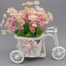 online get cheap decoration bicycle basket aliexpress com