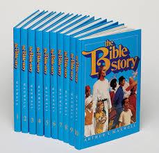 the bible story wikipedia