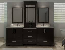bathroom white double vanity 54 vanity cabinet single vanity