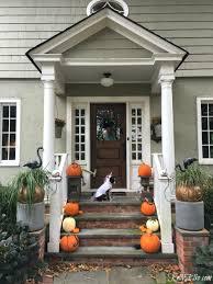 my halloween porch kelly elko